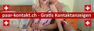 paar-kontakt.ch – Kontaktanzeigen & Sexinserate gratis